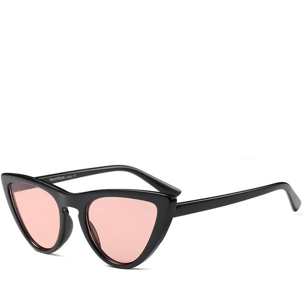 Ochelari Vintage Small Cat Eye Corai