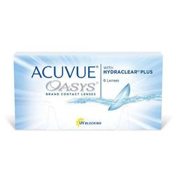 Lentile de Contact Johnson&Johnson Acuvue Oasys 6 buc.