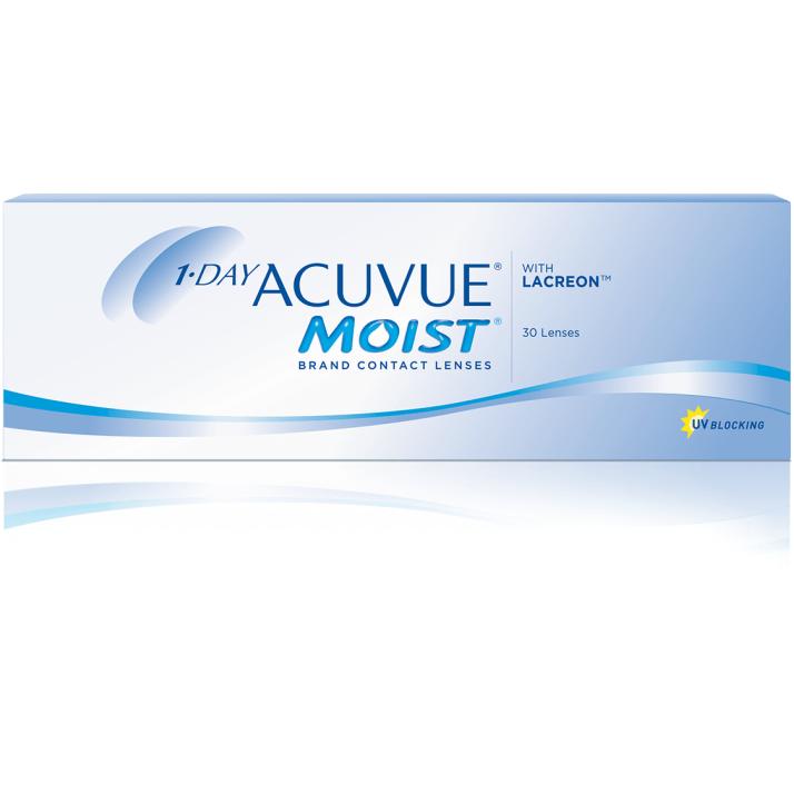lentile de contact acuvue 1-day moist 30 buc.