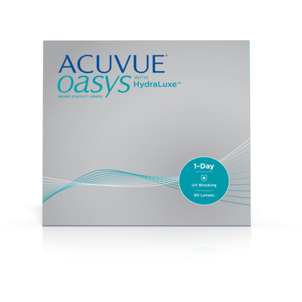 Lentile de Contact Johnson&Johnson Acuvue Oasys 1-Day with HydraLuxe