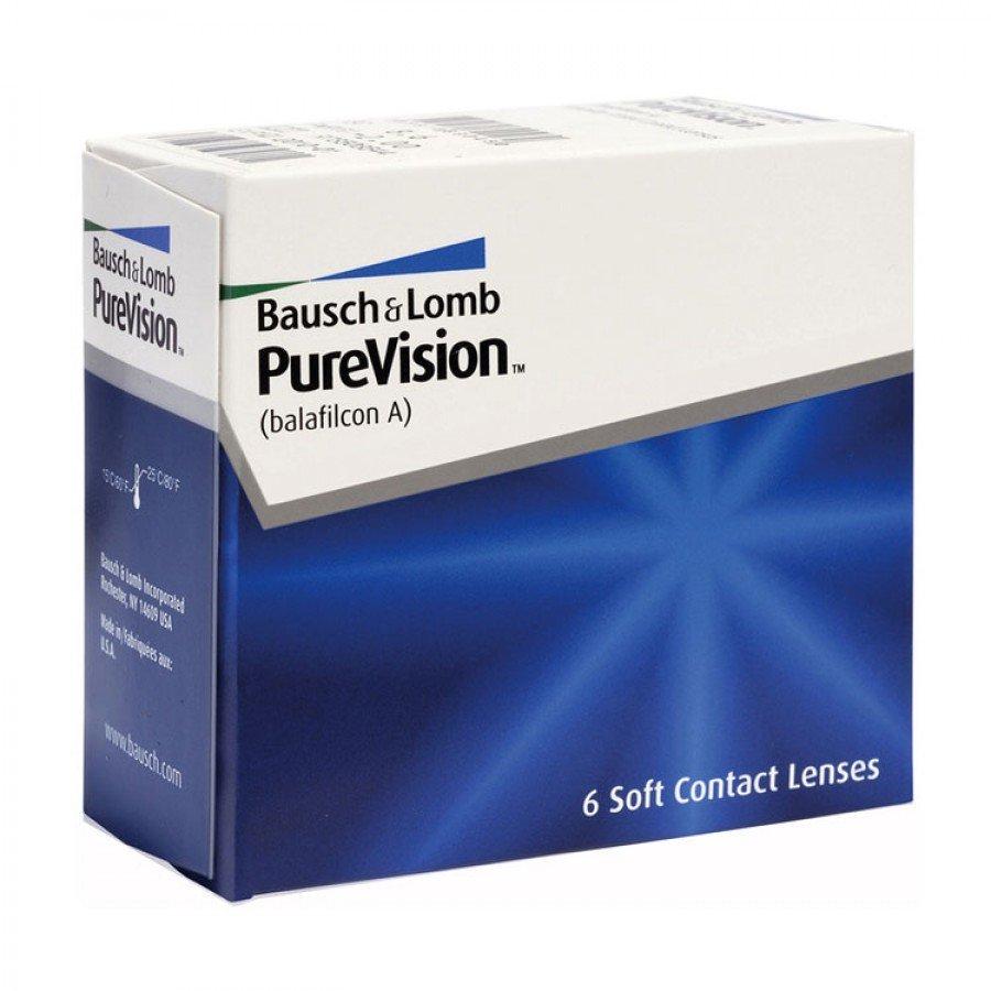 lentile de contact pure vision 6buc.