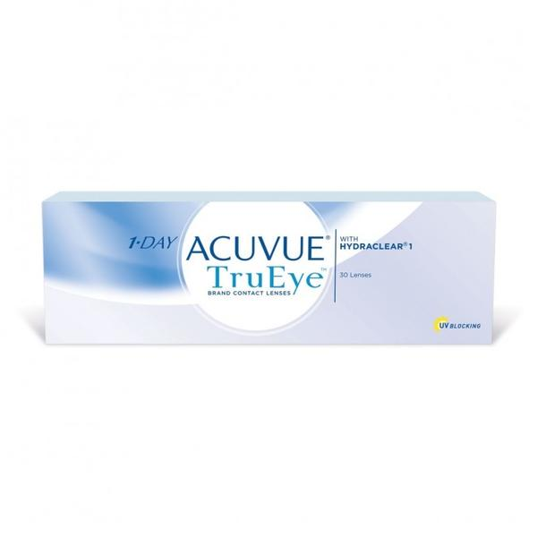Lentile de Contact Johnson&Johnson Acuvue 1-Day TruEye 30buc.