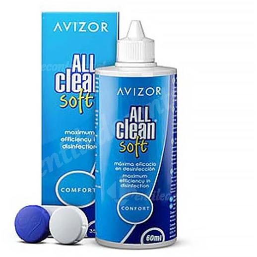 Avizor All Clear Soft 60 ml