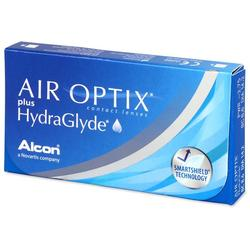 Air Optix plus HydraGlyde 3 buc.
