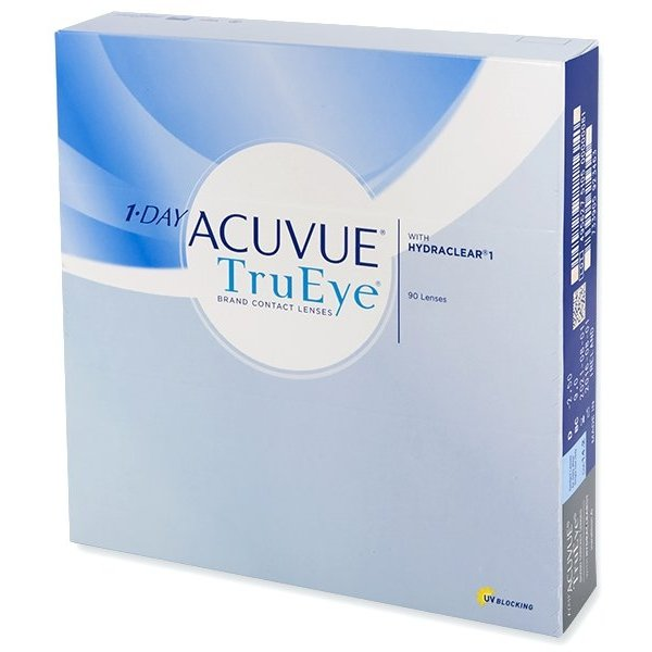 lentile de contact 1 day acuvue trueye 90 buc