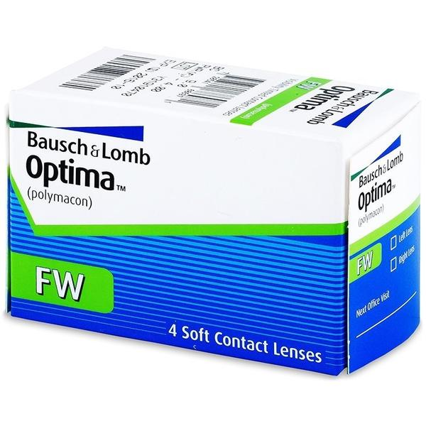 Lentile de Contact Bausch & Lomb Optima FW 4buc