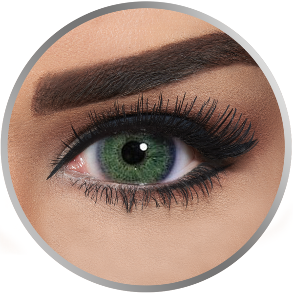 Lentile de contact colorate fara dioptrii Alcon FreshLook Colors Green