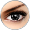 ColourVUE Big eyes Awesome Black - lentile de contact colorate negre trimestriale - 90 purtari (2 lentile/cutie)